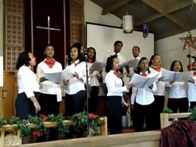Oromo gospel song/christian Fellowship(OCF) Choir 2015