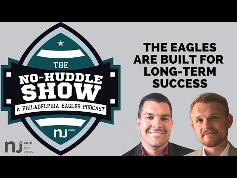 Why the Eagles are set up for long-term success