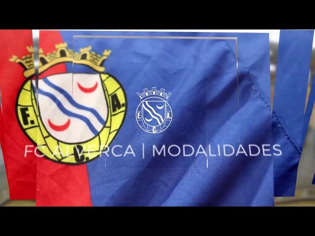 FC Alverca Modalidades