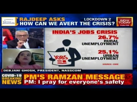 Job Crisis Looms: Are White Collar Jobs In India Under Threat? Rajdeep Sardesai Asks On News Today