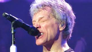 Bon Jovi Make A Memory MSG 5 10 18
