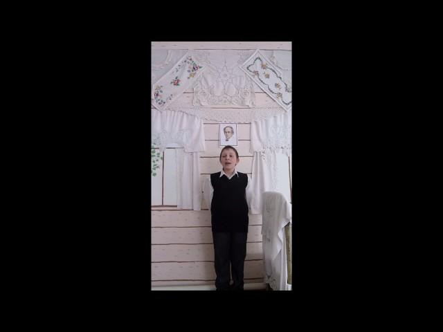 Изображение предпросмотра прочтения – ИльяМальцев читает произведение «Весенние воды (Еще вполях белеет снег…)» Ф.И.Тютчева
