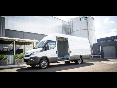New Car: 2017 Iveco Daily van review