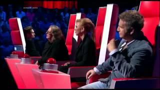 Валентина Бирюкова 'Шопен'   Слепые прослушивания   Шоу голос   Сезон 3