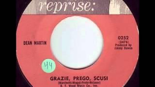 Dean Martin   Grazie,prego,scusi