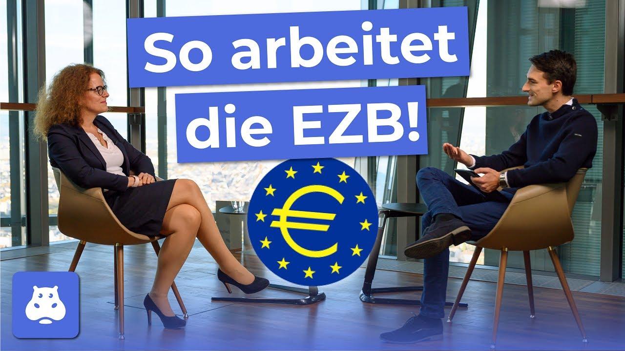 EZB Direktorin über Inflation, Niedrigzinsen und Preisstabilität | Isabel Schnabel im Interview