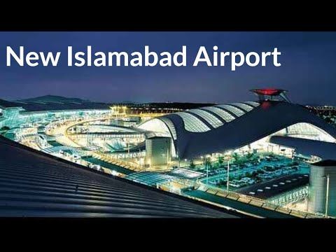 New Islamabad International Airport 2020 || New Islamabad Airport