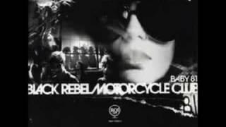 Black Rebel Motorcycle Club (BRMC) - American X