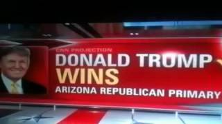 Donald Trump Wins Arizona Republican Primary