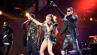Black eyes peas Bom bom Pow Remix [HD]