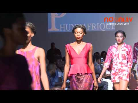 Lagos Fashion  - Phunk Afrique _ musik Kevin MacLeod