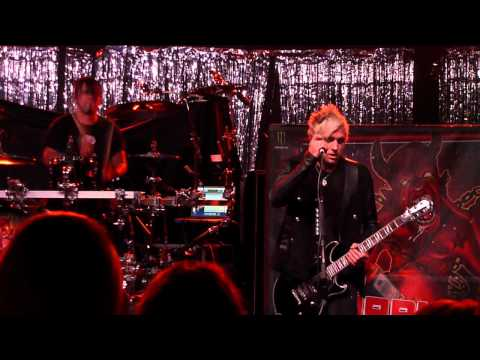 """My Darkest Days - """"Sick and Twisted Affair"""" Live at The Phase 2 Club, 8/24/12  Song #1"""