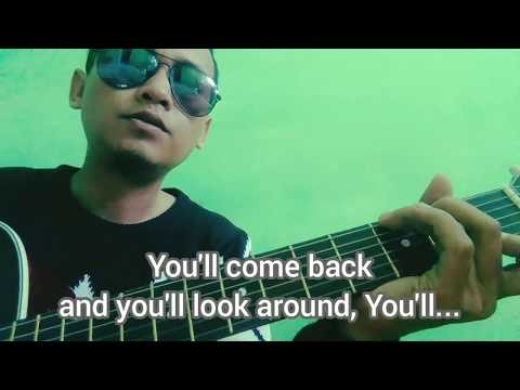 Michael Jackson - One Day In Your Life (with Lyrics) Cover By Ihsan RM