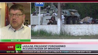 'Cuban missile crisis 2.0 - NATO approaches Russian border'
