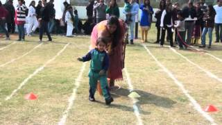Mini Olympics: The Annual Sports Day: Games For/with Parents