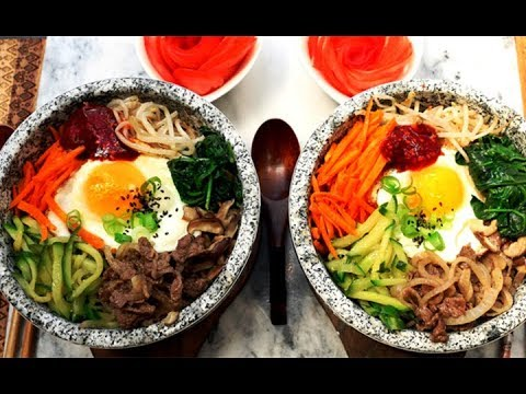 The Best Dolsot Bibimbap Recipe Korean Stone Pot Bulgogi Bibimbap