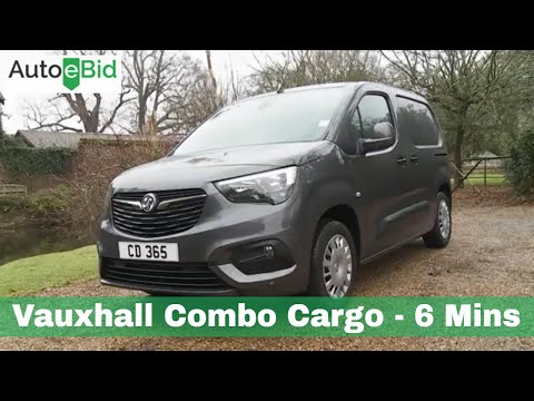 2019 Vauxhall Combo Cargo - 6 Minute Review