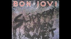 You Give Love A Bad Name - Bon Jovi - Guitar Backing Track (With Vocals)