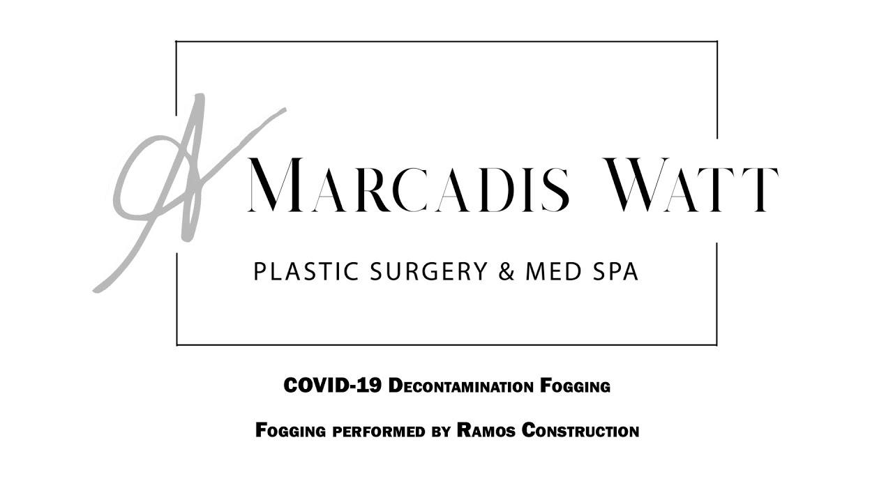 Disinfected: Marcadis Watt Plastic Surgery & Med Spa