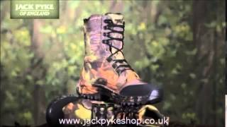 Jack Pyke Tundra Boots Review Video
