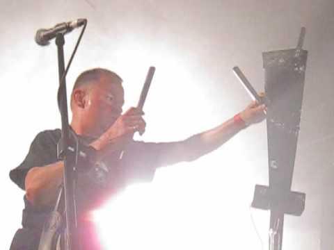 Test Dept: Redux live @ Raw Power Festival, London, 27/05/16 (Part 1)