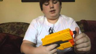 Nerf N-Strike Reviews-Scouts IX-3 2-Pack