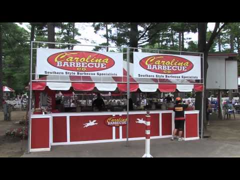 The Saratoga Racecourse Experience with Tom Durkin-long form