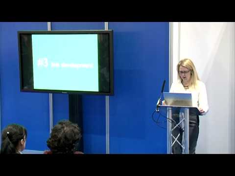 International SEO - Lisa Myers @ Digital Marketing Show 2013