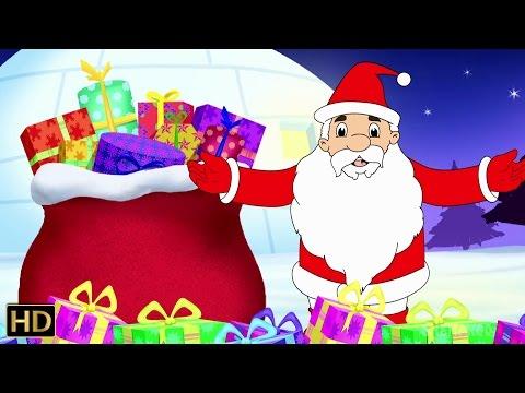 Jingle Bells – Christmas Carol | Nursery Rhymes For Children | Shemaroo Kids Malayalam
