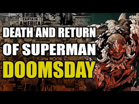 The Death and Return of Superman: Doomsday Explained