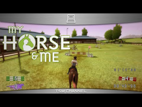 My Horse And Me (part 1) (Horse Game)