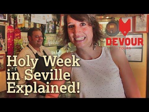 Holy Week in Seville Explained!   Devour Seville