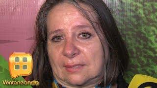 ¡SE PASÓ! Rosalba Ortiz llora arrepentida de haber arremetido en contra de Julián Gil. | Ventaneando