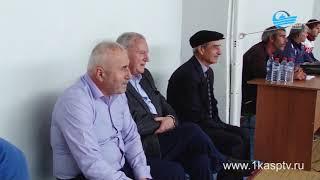В Каспийске прошел зональный этап спартакиады среди педагогических работников по пяти видам спорта
