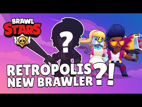 Brawl Stars: Brawl Talk - Retropolis?! New Brawler?