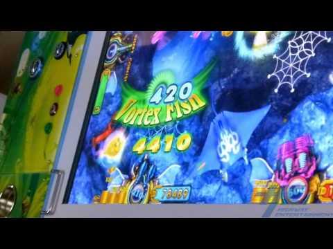 Ocean King Fish Arcade Game - Gameplay 1