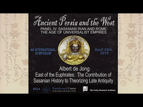 Thumbnail of East of the Euphrates: The Contribution of Sasanian History to Theorizing Late Antiquity video