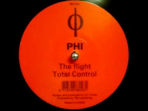 Phi – The Judgement / The Flight / RED 023