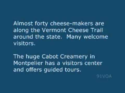 [91VOA]Cheese Culture Grows and Grows in Vermont