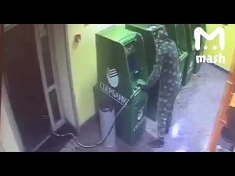 Житель Мордовии хотел взорвать банкомат в Москве