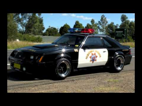 Police Stop My Car (Christmas Song) HQ