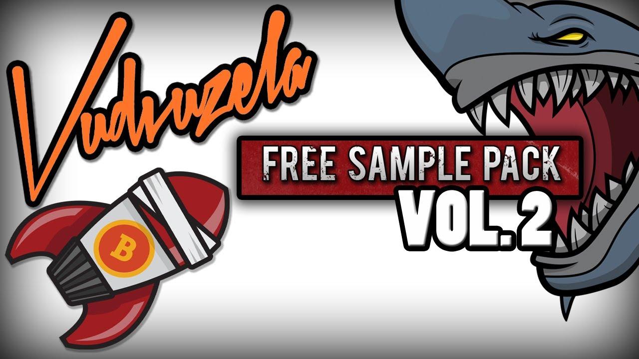 ♥FREE SAMPLE PACK! (GLITCH-HOP/ELECTRO KICKS&SNARES, BASS, ETC ...