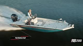 Ranger Aluminum RB200 On Water Footage
