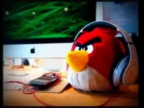 Angry Birds Rap 12651 JT Machinima 1 HOUR