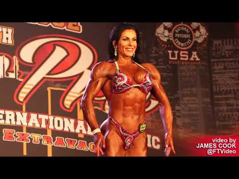 IFBB Chicago Pro 2019 Pro Fitness PREJUDGING