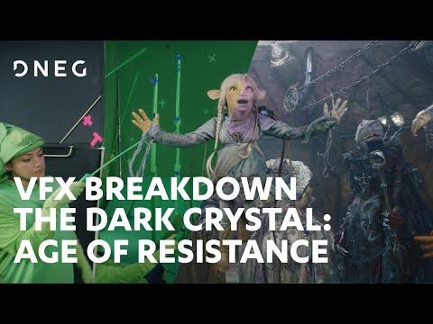 The Dark Crystal: Age of Resistance | VFX Breakdown | DNEG