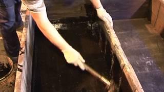 Газобетон видео(Технологический процесс производства неавтоклавного газобетона: www.ksin.ru., 2013-05-22T09:49:48.000Z)