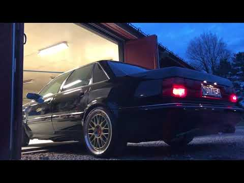 My Audi V8