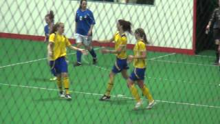 2013 Edmonton Mini World Cup (Womens) / Italy (4) vs Ukraine (2)  Ukraine Goal By #5
