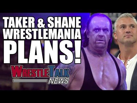 Brock Lesnar BANNED From WWE Show! Undertaker & Shane McMahon Wrestlemania Plans! | WrestleTalk News